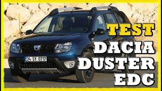Dacia Duster EDC dizel otomatik test sürüşü - inceleme - yorum