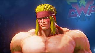 Street Fighter 5 mods gym class Mika