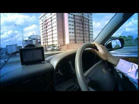 Sala ProSat - GPS Navigation System (Sri Lanka)
