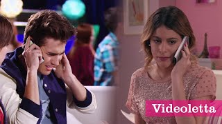 Violetta 3 English: Gery calls Vilu from Leon's phone Ep.54