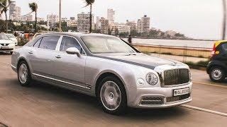 2017 Bentley Mulsanne in Mumbai