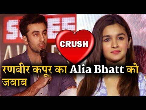 Xxx Mp4 Ranbir Kapoor Replies To Alia Bhatt On Crush Dating Marriage 3gp Sex