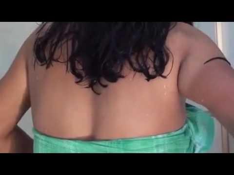 Desi B grade Softcore Aunty Boob Show
