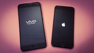 ViVo V5s vs iPhone 6 Speed Test Comparison | Real Test | TechTag!