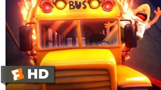 Captain Underpants: The First Epic Movie (2017) - The School Fair Scene (8/10) | Movieclips