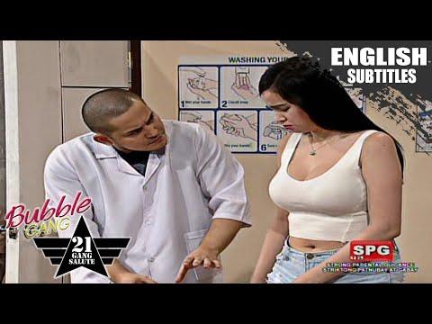 Bubble Gang: Kim Domingo as Ms. Navarro
