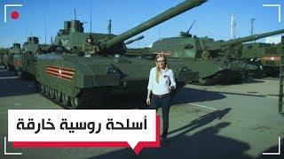 كلاشينكوفا | الحلقة 1 | أسلحة روسية خارقة مع آنا كنيشينكو