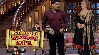 Aishwarya Rai On Kapil Sharma's Comedy Nights with Kapil   4th October EPISODE 2015