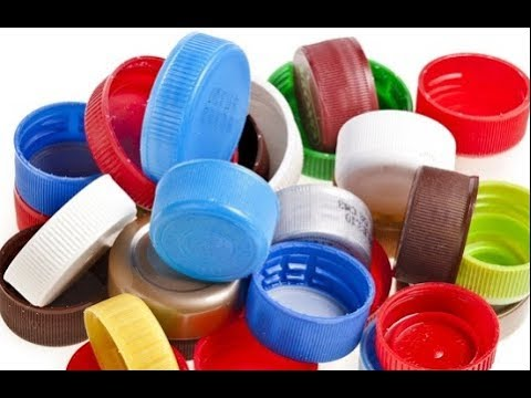 How To Make A Bottle Cutter Machine of Plastic Bottle Lids