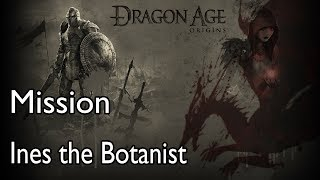 Dragon Age: Origins Ultimate Edition Mission Ines the Botanist