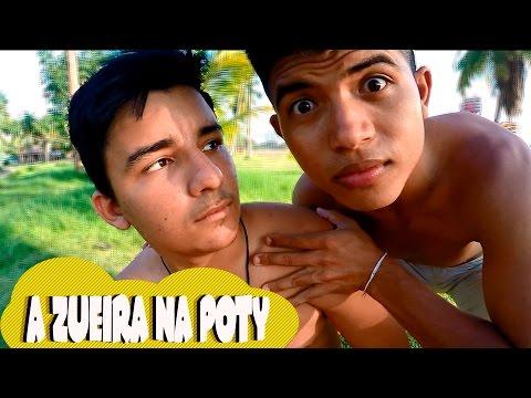 #ZUEIRA NA POTY