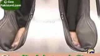 Nargis on GEO TV ... Ek din GEO ke Saath -PART -1