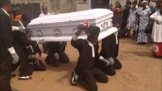 Professional Dancing Pallbearers - Ghana