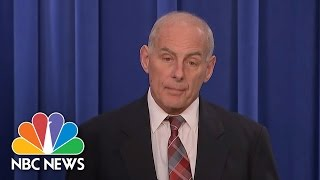 Homeland Security Unveils Office For Victims Of Immigrant Crime | NBC News
