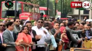 PM Sheikh Hasina Visits London, June 2015