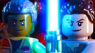 LEGO Star Wars: El Despertar de la Fuerza - Pelicula completa en Español [1080p 60fps]