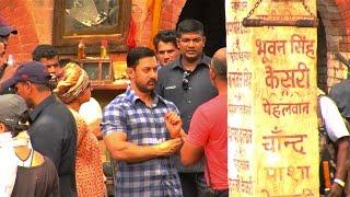 Amir Khan On Dangal Sets: Behind The Scenes