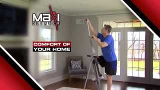 The Best Exercise Machine - Maxi Climber Vertical Climber AS SEEN ON TV