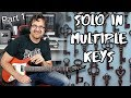 How To Solo In Multiple Keys - Fusion Concepts #1