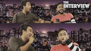 The Wacky Jovan on The Interview w/ ChotoAzad