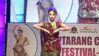 Kathak Performance by Anshita Kulkarni - Saptarang