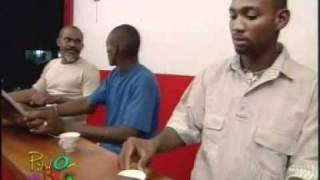Pawol pou ri café au lait