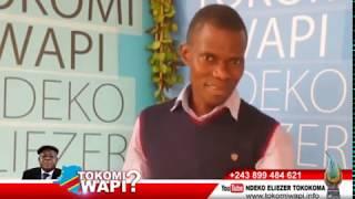 TOKOMI WAPI 13 09 2018 TO NDIMI BINO, KASI...