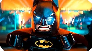 The LEGO BATMAN Movie - Official TRAILERS (2017)