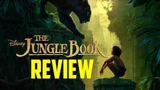 Jungle Book (2016) Movie Review (Billy Murray Ben Kingsley Idris Elba)