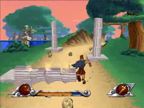 Disney s Hercules Action Game LongPlay Pc Game