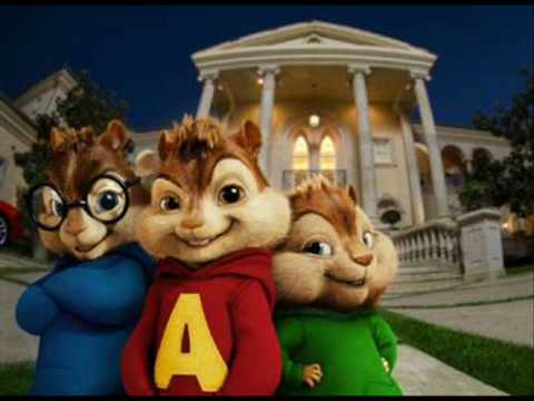 Alvin e Os Esquilos cantando Bye Bye
