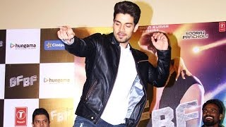 Sooraj Pancholi DANCES On GF BF Song At Launch Event