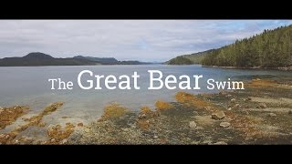 The Great Bear Swim: 50km swim through the Great Bear Sea