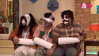 Bhabi Ji Ghar Par Hain - भाबीजी घर पर हैं - Episode 690 - October 19, 2017 - Best Scene