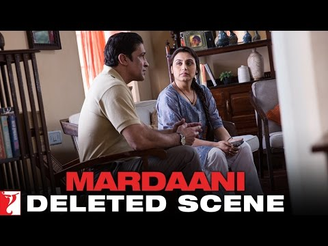 Deleted Scene 7: Mardaani | Sinha Visits Shivani | Rani Mukerji