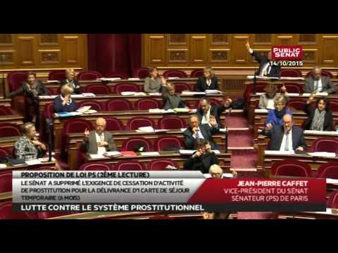 Best of proposition de loi contre la prostitution Les matins du senat