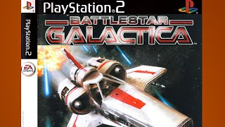 Battlestar Galagtica Gameplay PS2 {1080p 60fps}