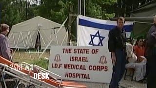Twenty Years Since Israel Came to Turkey's Aid