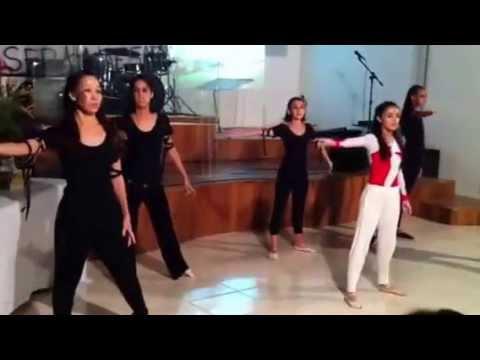 Dança de Pascoa Sara Nossa Terra