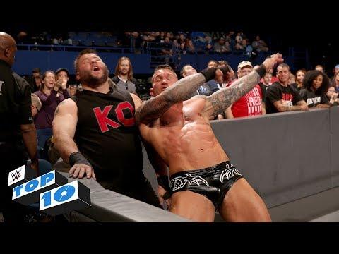 Xxx Mp4 Top 10 SmackDown LIVE Moments WWE Top 10 November 28 2017 3gp Sex