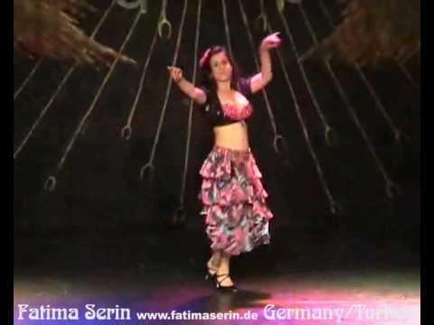 Roman Havasi Turkish Gypsy with Türkish Bellydancer Fatima Serin