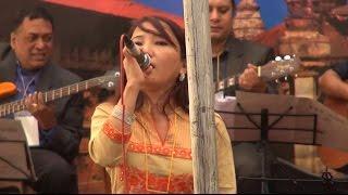 Sushma Lama performing Narayan Gopal's song Kehi Mitho Bat Gar