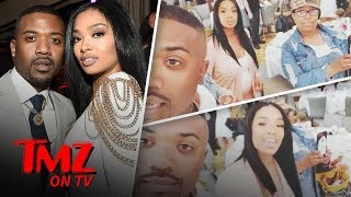 Ray J's Babyshower Stirred Up Some Family Drama   TMZ TV