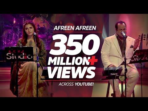 Afreen Afreen, Rahat Fateh Ali Khan & Momina Mustehsan, Episode 2, Coke Studio Season 9