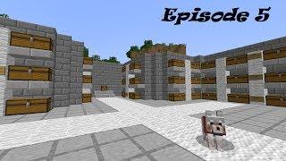 Nitrix's Minecraft Let's Play: Rainbow Sheep [5]
