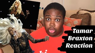 Tamar Braxton - BET Awards Performance [Reaction]