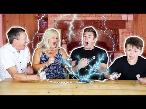 ELECTROCUTING MY FAMILY