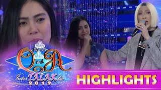 It's Showtime Miss Q and A: Vice Ganda leaves Neri crying