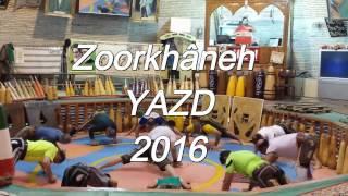 Zoorkhâneh - zurkhaneh yazd