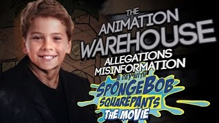 The End of A Day With SpongeBob SquarePants - The Animation Warehouse [Feat. Zeepsterd]